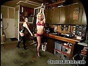 Girl on girl domination