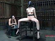 Submissive struggles