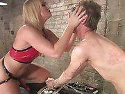 Mistress teases