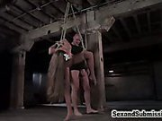 Obedient submissive bound