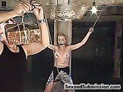 Predicament bondage p.3