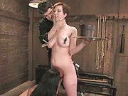 Slavegirls forced to pleasure