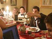 Fancy banquet