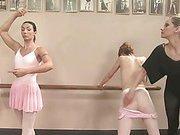 A sadistic dance class