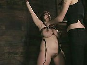 Pussy electrotorture