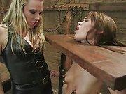 Electrotorture for slavegirl