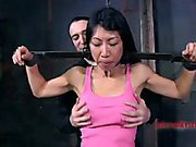 Tia Ling Totally Submitting