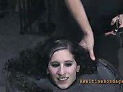 Marina Shaved and Humiliated