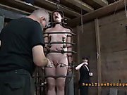 RealTimeBondage Fulfills Brontes Fantasies