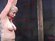 Elise Having Painful Orgasms