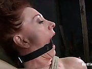 Catherine DeSade Readily Submits