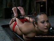 Trina Michaels Pushed Down