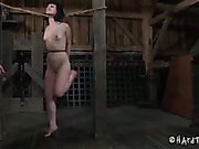 Katharine Cane Gets Stretched