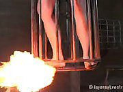Flame Roasting Cici Rhodes
