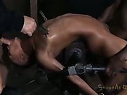 Classically trained dancer Nikki Darling severely bent,