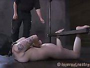 Madisin Moon Enjoys Punishment
