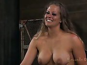MILF Gets A Big Black Cock Before Her Double Team