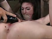 It's this 18 Year-old's First Bondage and Rough Sex Scene