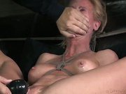 Swinging Simone Sonay Gets Sexually Broken