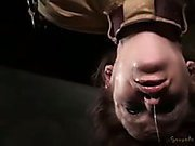 Bella Rossi Gets Ring Gagged, Blind Folded, Inverted and