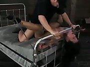 Mahina Zaltana Fucked Through Massive Squirting Orgasms