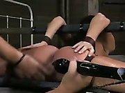 Sofia Delgado's First Bondage Shoot