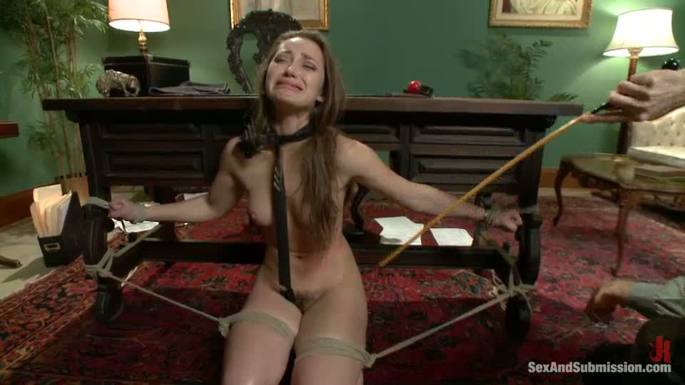 The Submission Of Dani Daniels