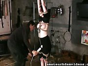 Kaes Virgin Visit to the Bondage Dungeon