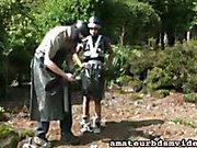 Head Cage Humiliation