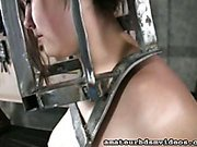 Immobilized and spanked