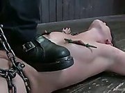 Double Teamed-Extreme Bondage