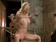 Hawt Blonde Gets Pounded