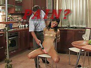 Helen was tied