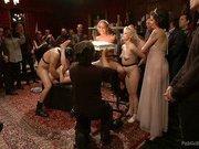 Princess Birthday Orgy