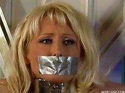 She loves to punish