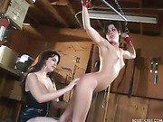 Pleasing her Mistress