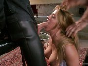Anal milf Training Holly Heart Day One