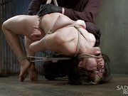 First timer acquires a lesson in suffering and bondage.