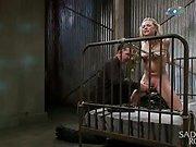 Dahlia Sky endures extreme servitude and brutal torture!