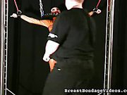 Breast Torture Device