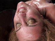 Brutal Ecstasy in Extreme Bondage