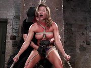 Ariel X - Extreme Bondage, Brutal Torment, and Squirting