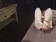 Maitresse Madeline Destroys Horny Anal Pain Slut