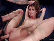 Hardcore Bondage Rough Sex Slave Training