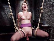 Spanish Slave Girl Begs for Discipline and Training
