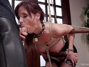 Domestic Anal MILF Training Syren de Mer, Day Two