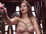 Domestic Anal MILF Training Syren de Mer, Day One