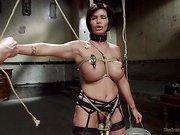 Big Tit MILF Training
