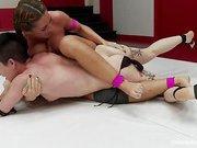 Big Booty Fox Takes on Daddy!