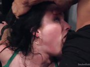 The Shy Girl's Anal Submission